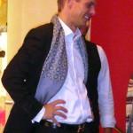 5. Matteo Giuntini e Made Suamba, Evento