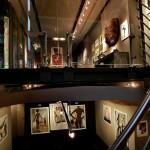 1. Showroom Kryptos, via P. Castaldi 26, Milano, Studio Kryptos