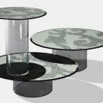 Onlymited Tavolini Specchiati