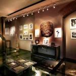 3. Showroom Kryptos, via P. Castaldi 26, Milano, Studio Kryptos
