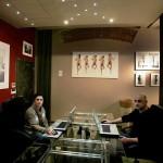 5. Showroom Kryptos, via P. Castaldi 26, Milano, Studio Kryptos