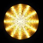 Lampada Mandalamp, Maddalena Turchini
