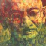 Quadro Sad'n mystic meditation, Gian Piero Gasparini