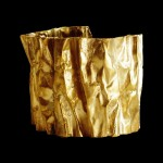 1. Paola Grott, Bracciale Corteccia, h cm6