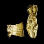 3. Paola Grott, Bracciale Venere, h cm 6