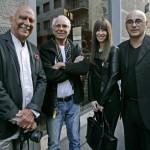 10 Luis Suné - Gian Paolo Barbieri - Svetlana Bezus - Beppe Trifirò