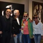 3 Maria Carmela Ventura - Beppe Trifirò - Gian Paolo Barbieri - Cristiano Malgioglio - Gianna Carrano Suné